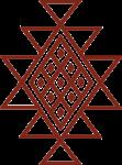 Motif berbere décoratif