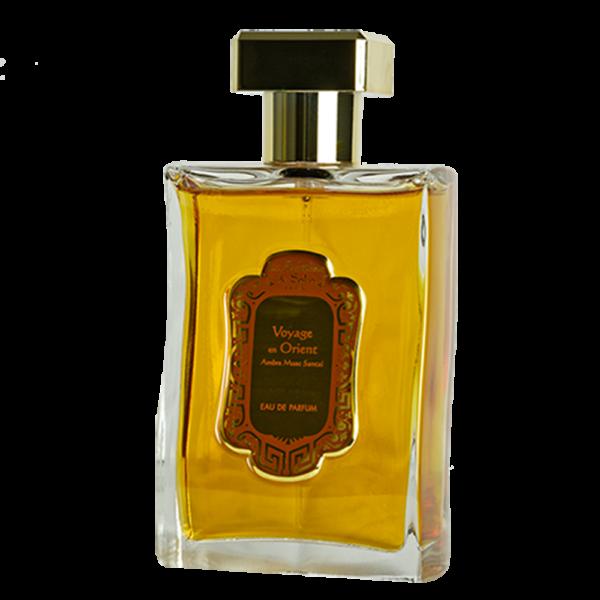 Parfum du voyage en orient de la Sultane de Saba