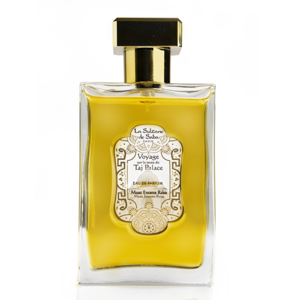 Parfum du voyage Taj Palace de la Sultane de Saba